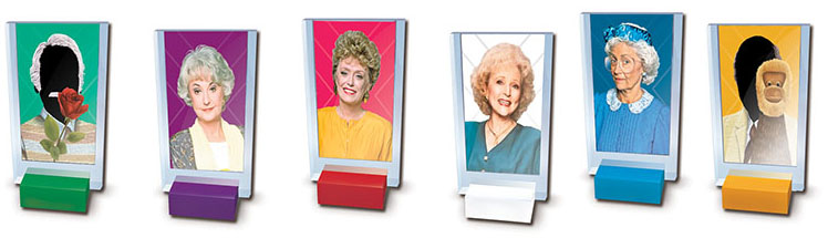 Clue - Golden Girls Edition