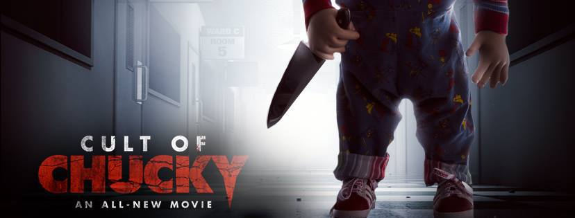 'Cult of Chucky' - [ RED BAND Trailer ]