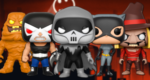 'Batman: The Animated Series' Gets the Funko Treatment
