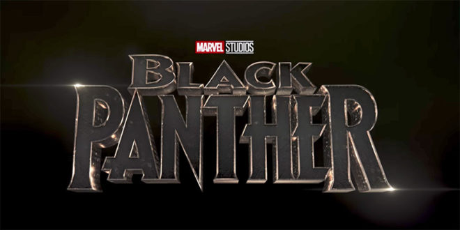 Black Panther - Logo - Cover