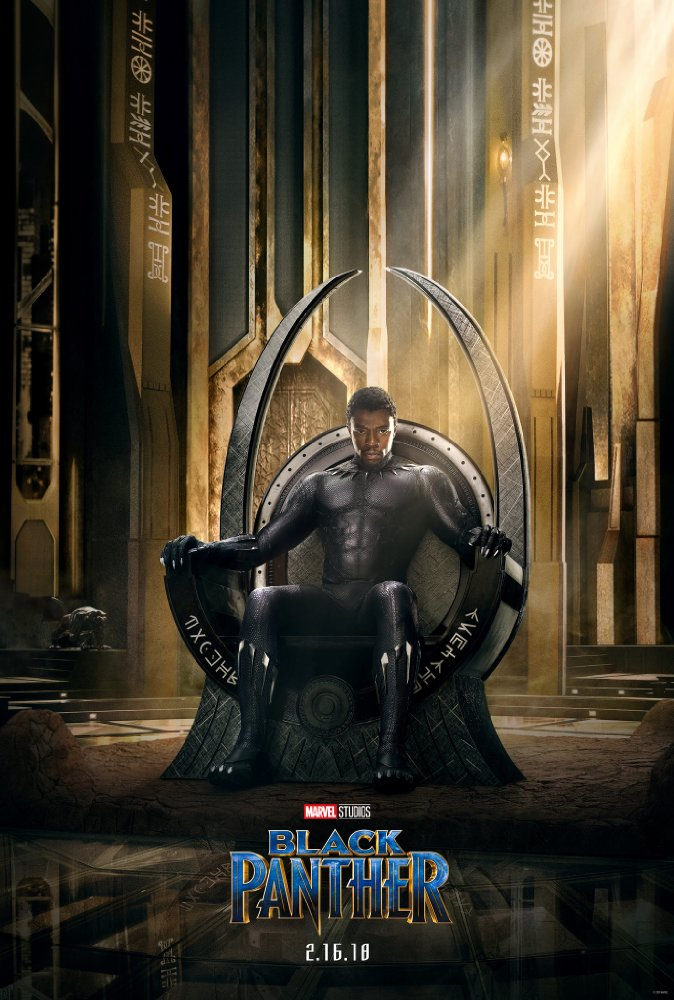 Black Panther Teaser Trailer - Marvel - with Chadwick Boseman