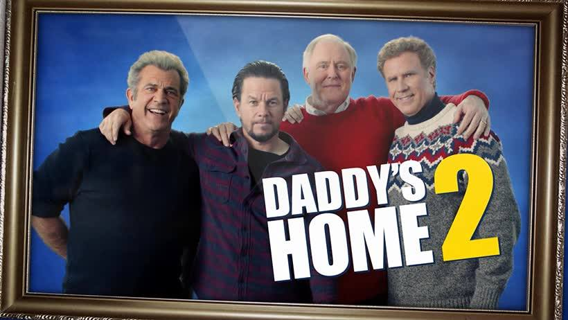 Daddy's Home 2 - Family Photo