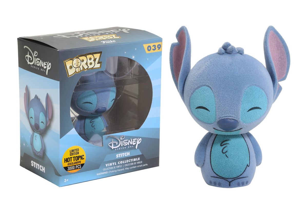 Flocked Stitch Exclusive