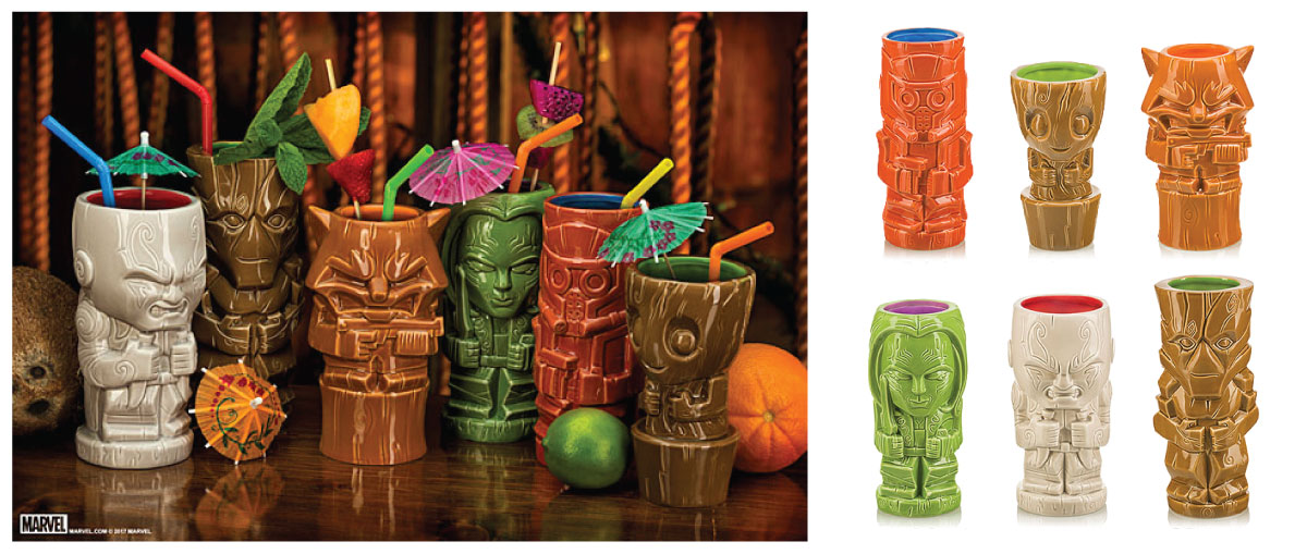 Guardians of the Galaxy - Geeki Tikis