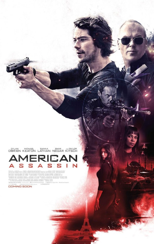 'American Assassin' - [ RED BAND TRAILER ]