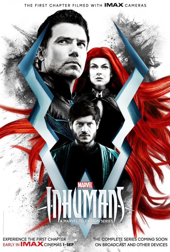 Marvel - Inhumans - Official Poster