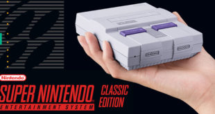 Super NES Classic Edition Coming Soon!