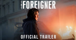 The Foreigner - Trailer - Cover