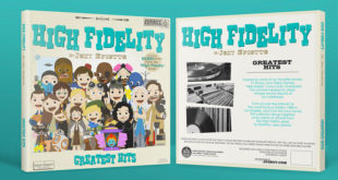 High Fidelity – An Art Book by Joey Spiotto