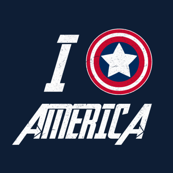 I SHIELD America by fishbiscuit
