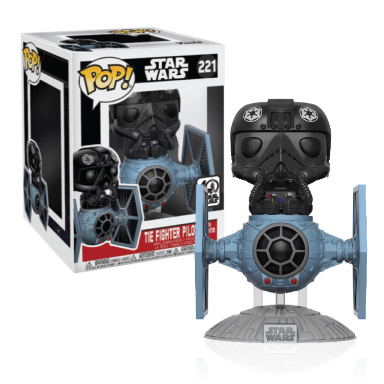 Tie Fighter Pilot Pop! Deluxe