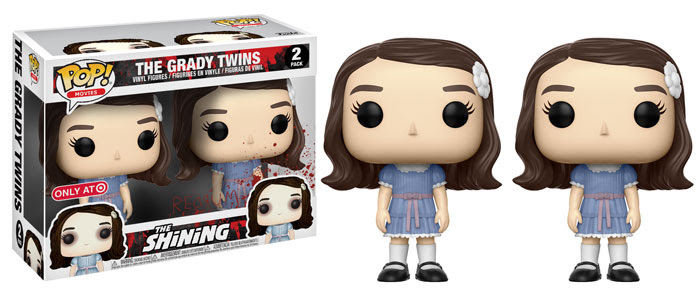 funko - pop - the shining - grady twins - target - exclusive