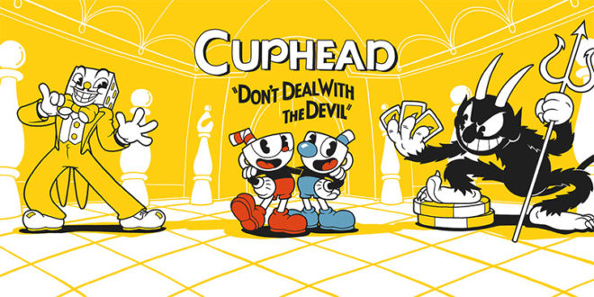 Cuphead - Cover