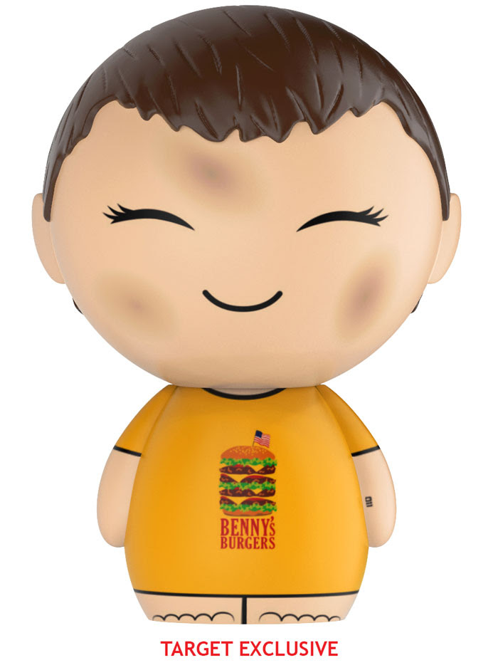 Funko - Stranger Things - Dorbz - Eleven - Benny's Burger Shirt - Target - Exclusive