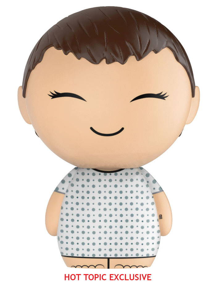 Funko - Stranger Things - Dorbz - Eleven - Hospital Gown - Hot Topic - Exclusive