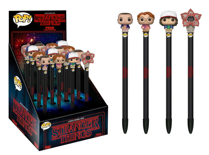 Funko - Stranger Things - Pens