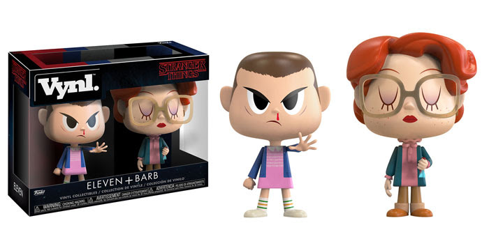 Funko - Stranger Things - Vynl - Eleven and Barb - 2 pack