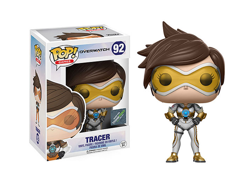 Overwatch - Posh Tracer - Funko Pop! - Exclusive