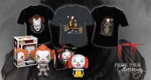 Pennywise - IT - Prize Pack Giveaway - Cover