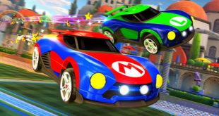 Rocket League – Exclusive Nintendo Switch Battle-Cars