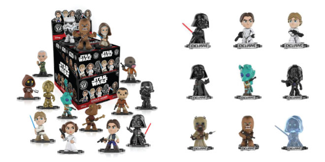 Star Wars - Mystery Minis