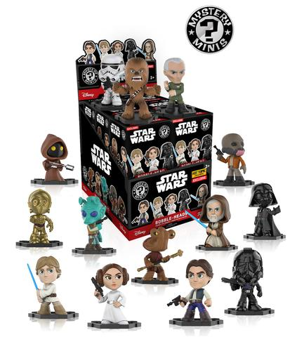 Star Wars - Mystery Minis - Hot Topic - Exclusives
