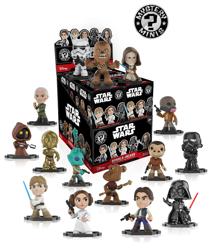 Star Wars - Mystery Minis - regular issue