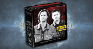 Supernatural - Save Your Souls - Card Game