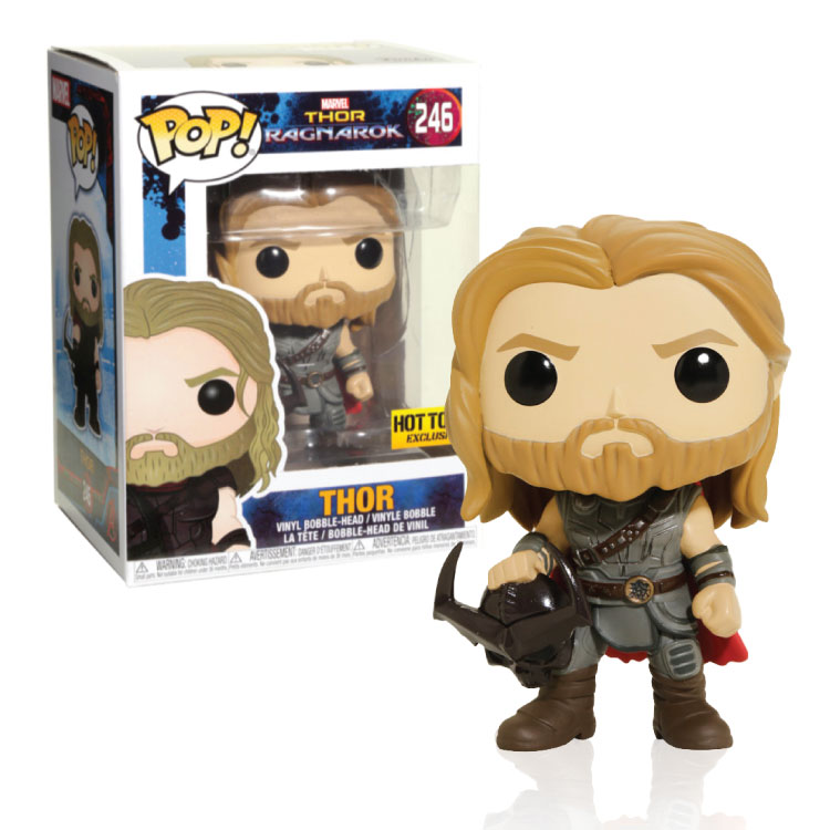 Thor - Thor Ragnarok - Funko Pop! - Hot Topic - Exclusive