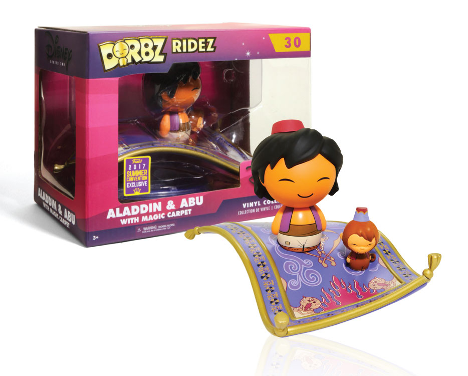 Aladdin - Dorbz Ridez - Summer Convention Exclusive