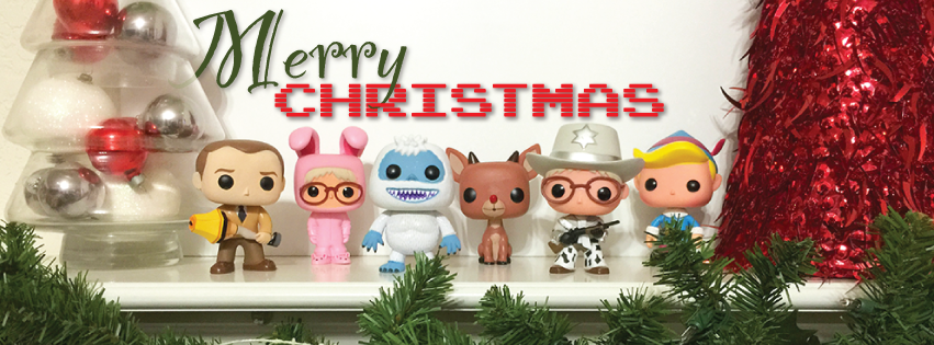 Funko Christmas - Facebook - Header