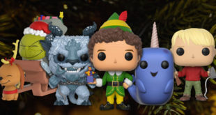 Funko Christmas is Coming!