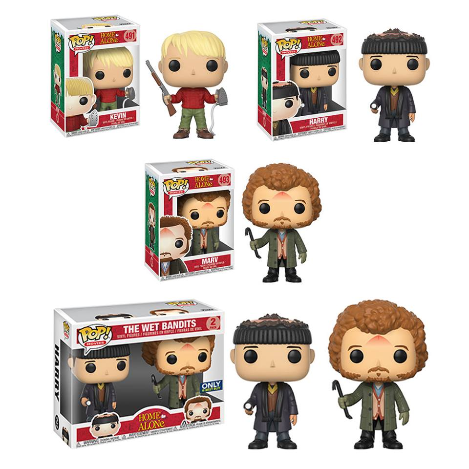 Home Alone - Funko Pop!'s