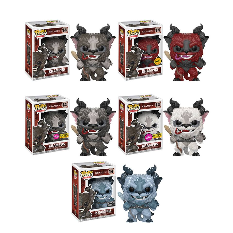 Krampus - Funko Pop!'s