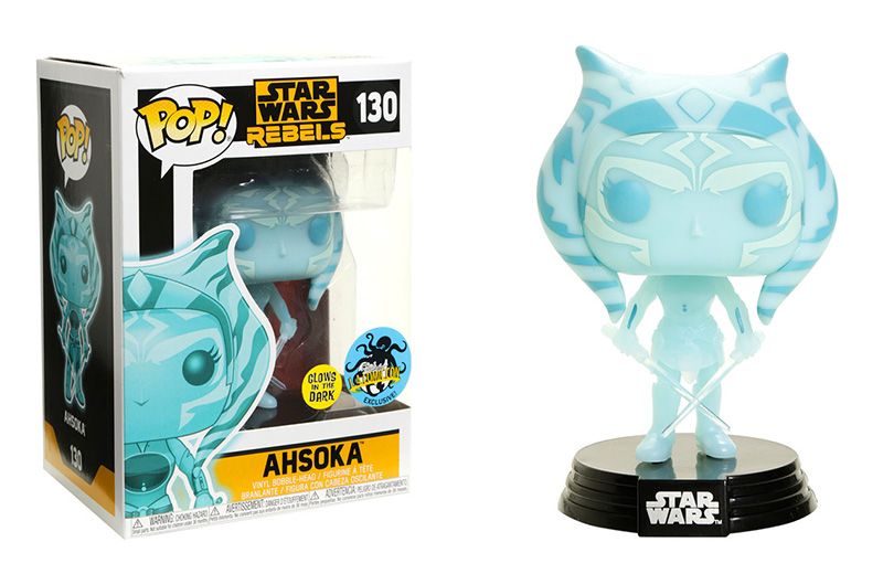 L.A. Comic Con Exclusive Ahsoka Funko Pop!