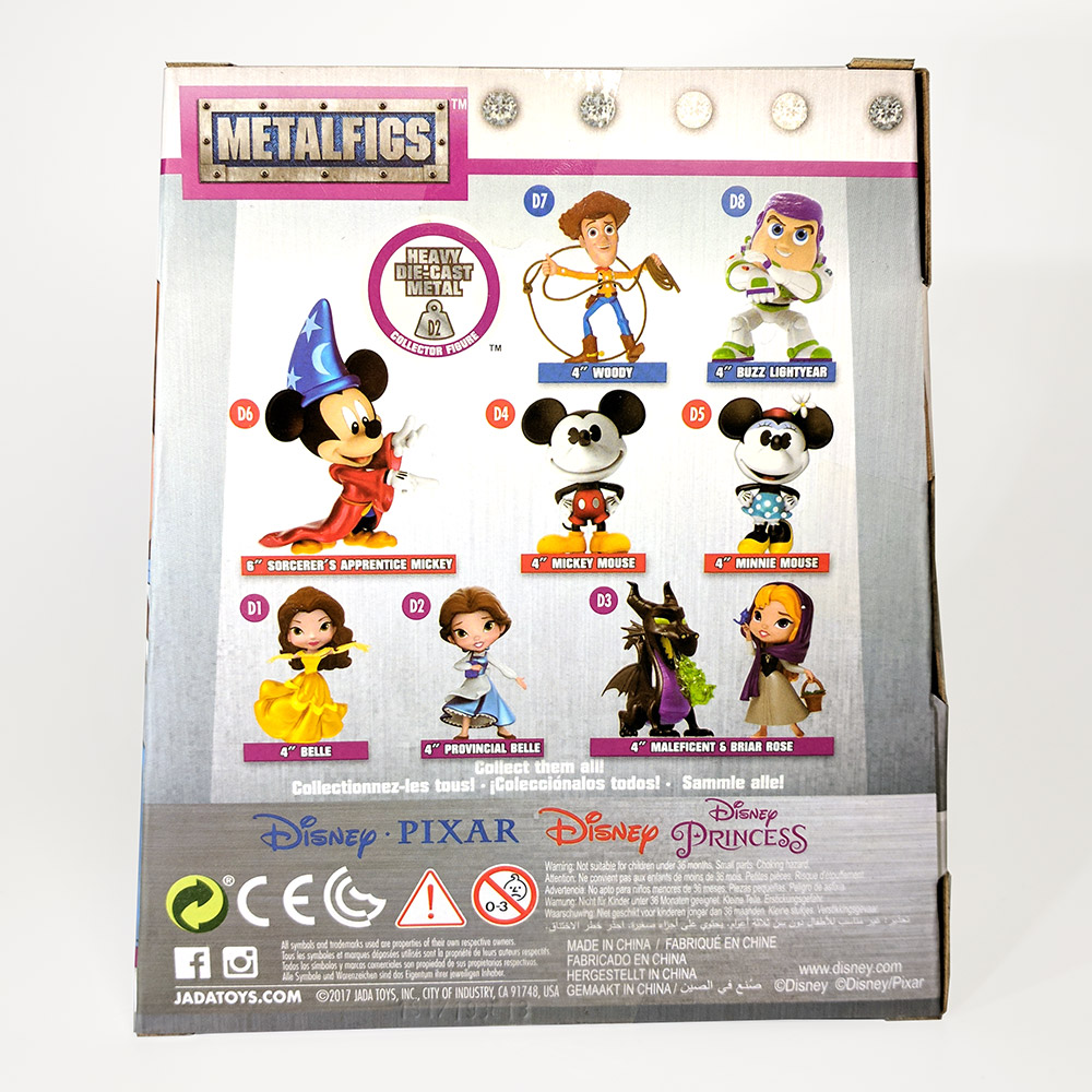 Disney - Metals Die-Cast - Metalfigs - 4 Inch
