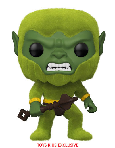 Funko - Pop -HeMan - Moss Man - Flocked - TRU - exclusive