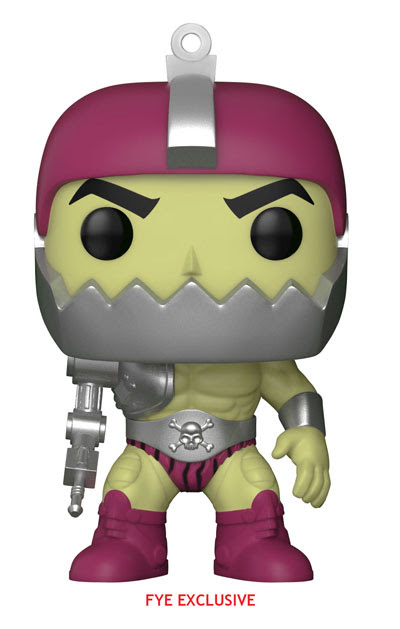 Funko - Pop -HeMan - Trapjaw - FYE - exclusive