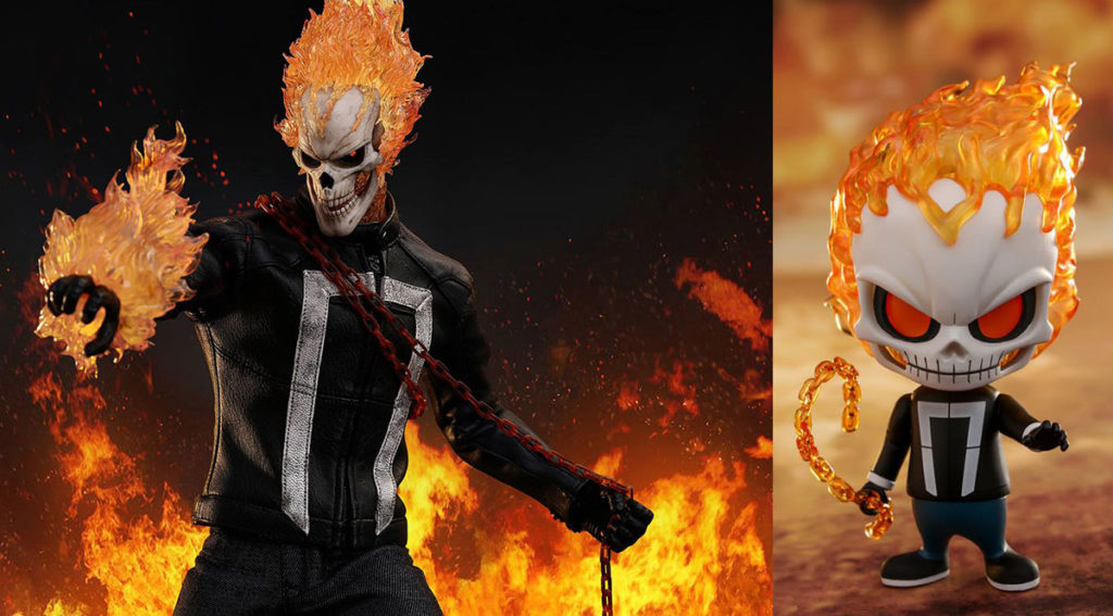 Hot Toys - Ghost Rider