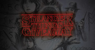 Stranger Things - Prize Pack - Giveaway