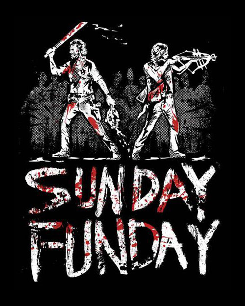 Sunday Funday - Tee No Evil