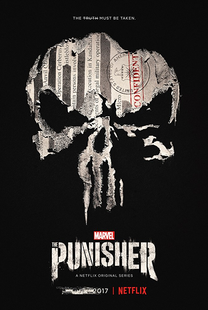 The Punisher - Marvel - Netlix - Poster