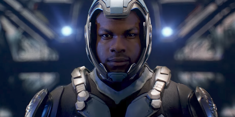 'Pacific Rim Uprising' - [ TRAILER ]