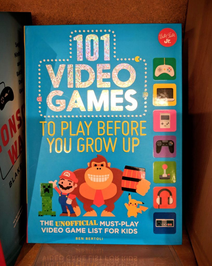 101 Video Games to Play - Book