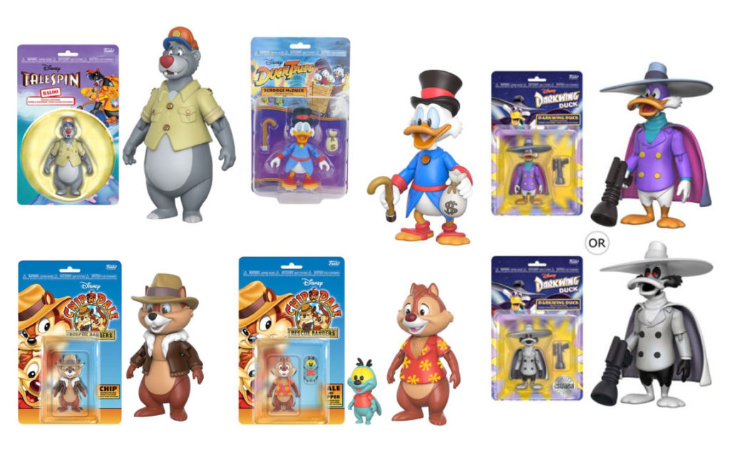 Disney Afternoon - Action Figures - Funko