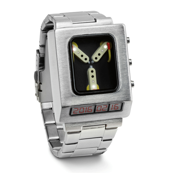 Flux Capacitor - Wristwatch
