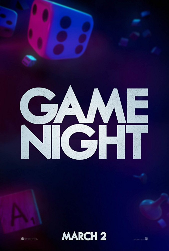 Game Night - Official Poster