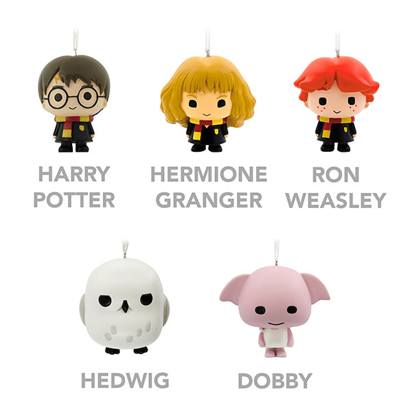Harry Potter - Hallmark Ornaments