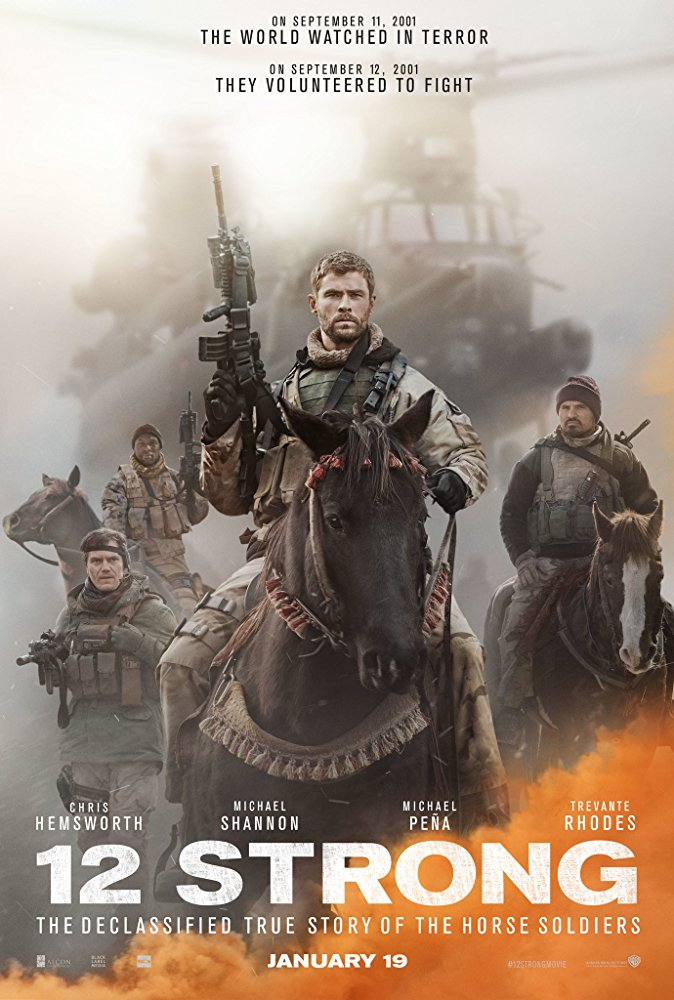 '12 Strong' - [TRAILER]