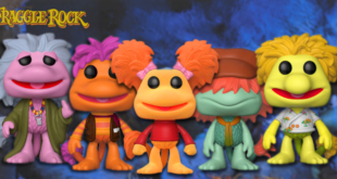 Fraggle Rock Pop!s On the Way from Funko